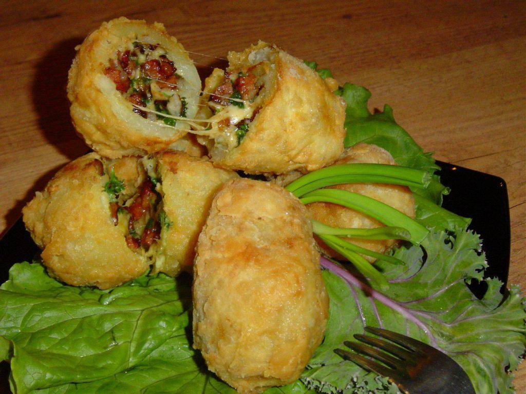 Вкусные блюда из картошки рецепты с фото